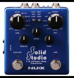 NUX Solid Studio Amp Simulator