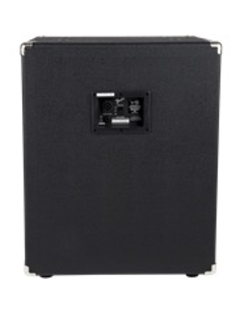 Fender Fender Rumble 210 Cabinet, Black and Silver