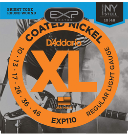 Daddario Daddario EXP110 Coated Strings Light 10-46