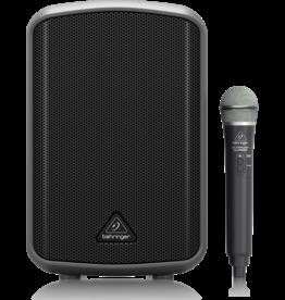 Behringer MPA100BT Portable Speaker + Mic