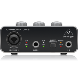 Behringer U-PHORIA UM2 Interface