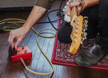 Guitar Pedals By Brand