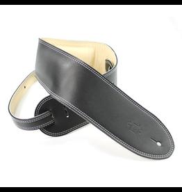 """DSL 3.5"""" Padded Strap Black/Beige"""