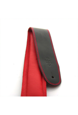 "DSL DSL 2.5"" Padded Garment Black/Red,"
