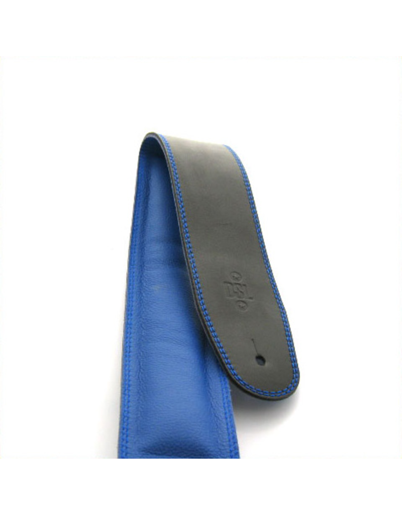 "DSL DSL 2.5"" Padded Garment Black/Blue,"