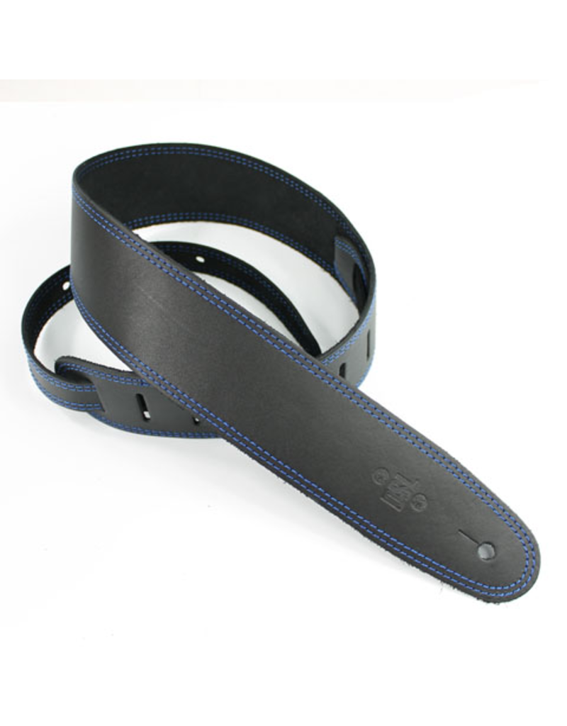 "DSL 2.5"" Single Ply Black/Blue"