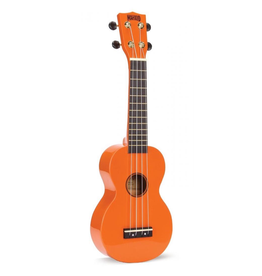 Mahalo Orange Beginner Ukulele