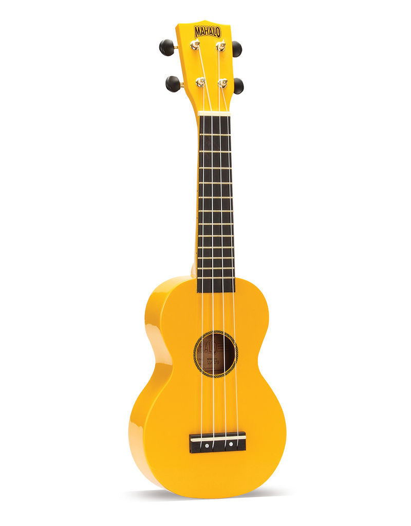 Mahalo Mahalo Yellow Beginner Ukulele