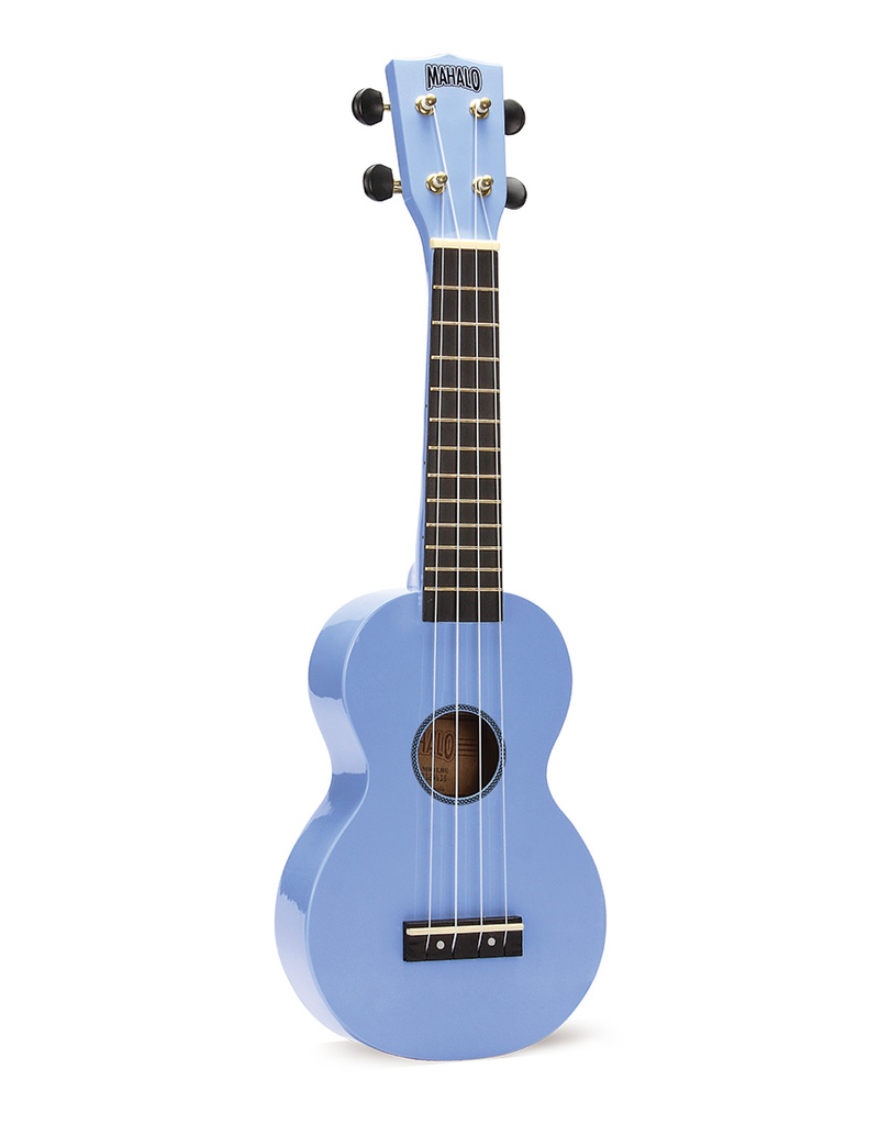 Mahalo Mahalo Light Blue Beginner Ukulele