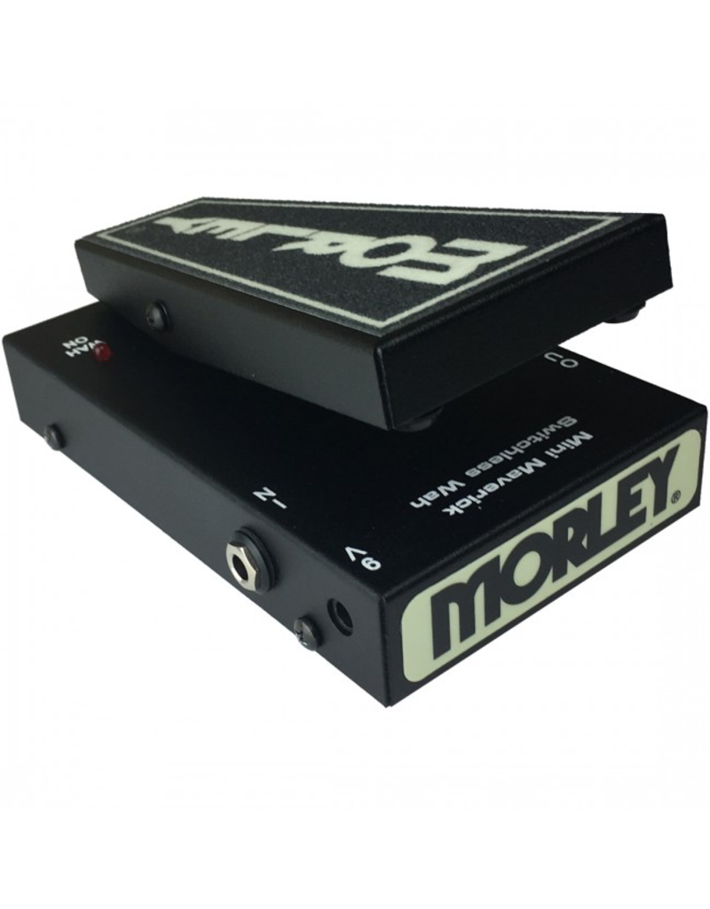 Morley Mini Maverick Switchless Wah,