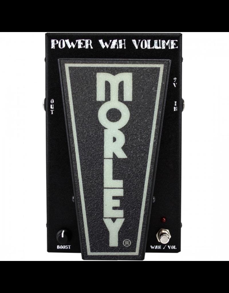 Morley Power Wah + Volume Pedal