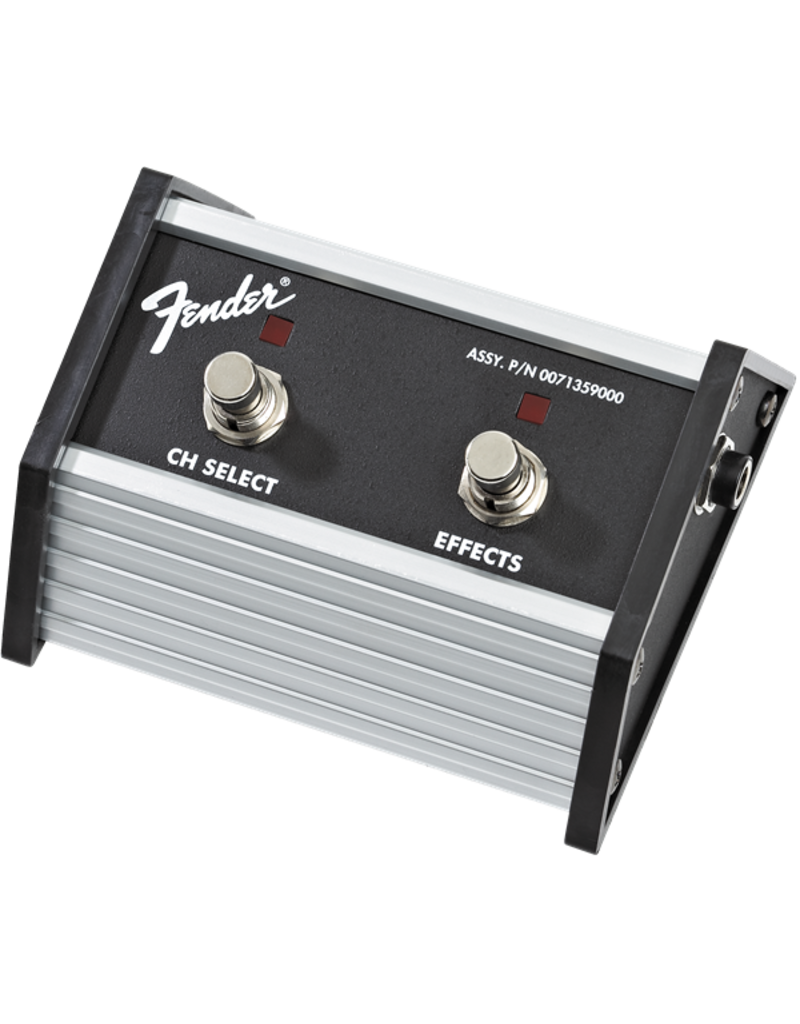 Fender 2-Button, 3-Function Footswitch
