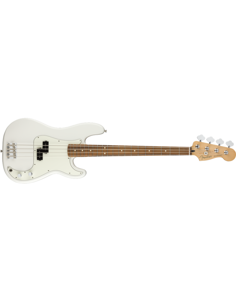 Fender Player Series Precision Bass, Polar White