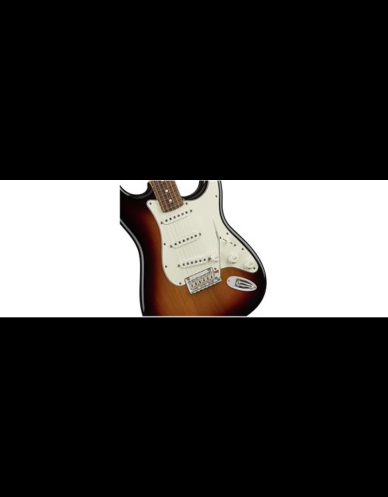 Fender Player Stratocaster, 3-Colour Sunburst