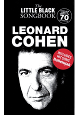 Little Black Books Leonard Cohen