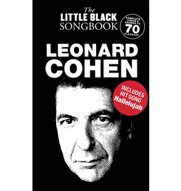 Little Black Books Little Black Books Leonard Cohen