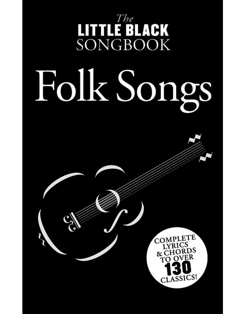 Little Black Books Folk Songs
