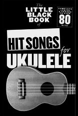 Little Black Books Little Black Books Hit Songs for Ukulele