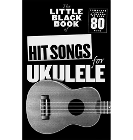 Little Black Books Little Black Books Hit Songs for Ukulele
