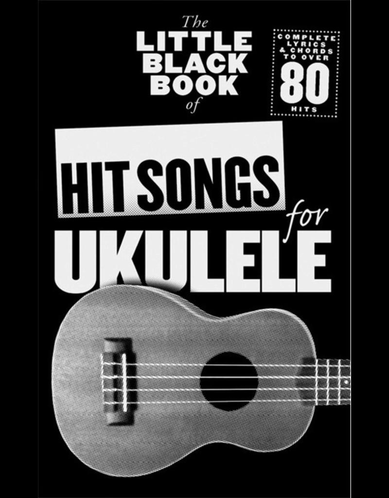 Little Black Books Hit Songs for Ukulele