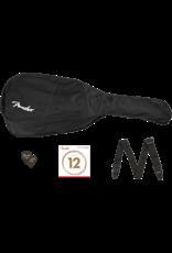 Fender CC-60S Concert Pack V2, Black