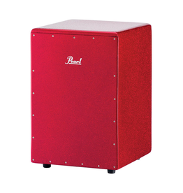 Pearl Pearl Boom Box Cajon, Red Sparkle