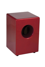 Pearl Boom Box Cajon, Red Sparkle
