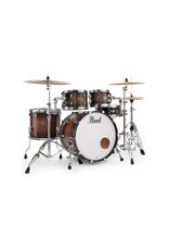 Pearl Pearl Wood Fibreglass Satin Cocoa Burst