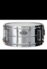 "Pearl SensiTone Beeded Steel Snare 14"" x 6.5"""
