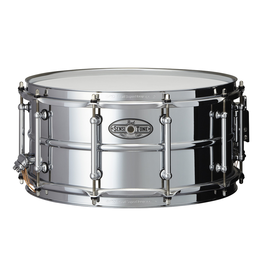 "Pearl Pearl SensiTone Beeded Steel Snare 14"" x 6.5"""