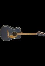 Fender Malibu Player, Walnut Fingerboard, Midnight Satin