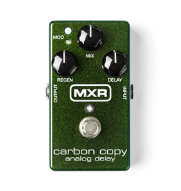 Carbon Copy Analog Delay