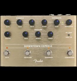 Fender Downtown Express Bass Multi Effect Pedal