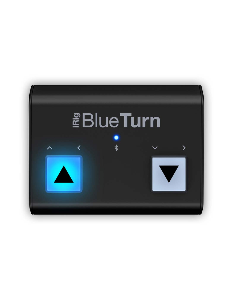 IK Multimedia IK Multimedia iRig BlueTurn Bluetooth Page Turner