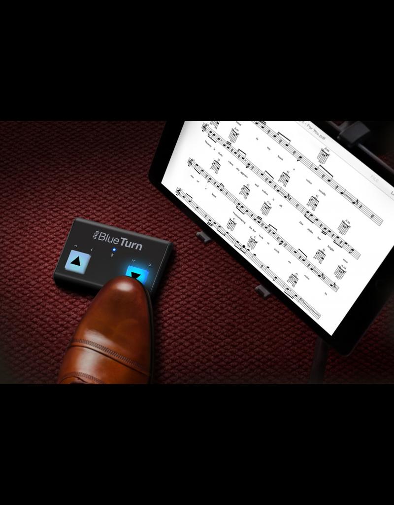 IK Multimedia iRig BlueTurn Bluetooth Page Turner