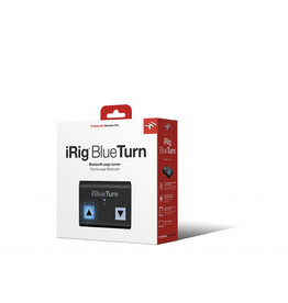 IK Multimedia iRig BlueTurn Bluetooth Page Turner