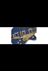 Gretsch Gretsch G5655TG Electromatic Center Block Jr. Single-Cut with Bigsby and Gold Hardware, Laurel Fingerboard, Azure Metallic