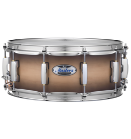 Pearl MCT Snare 14 x 5.5 Satin Natural Burst
