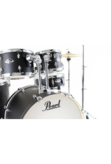 """Pearl Pearl Export Black 22"""" Fusion+ Drumset"""