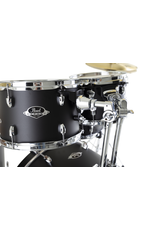 "Pearl Export Black 22"" Fusion+ Drumset"