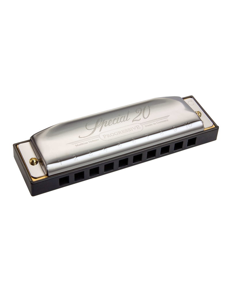 Hohner Special 20 Harmonica / Key of A