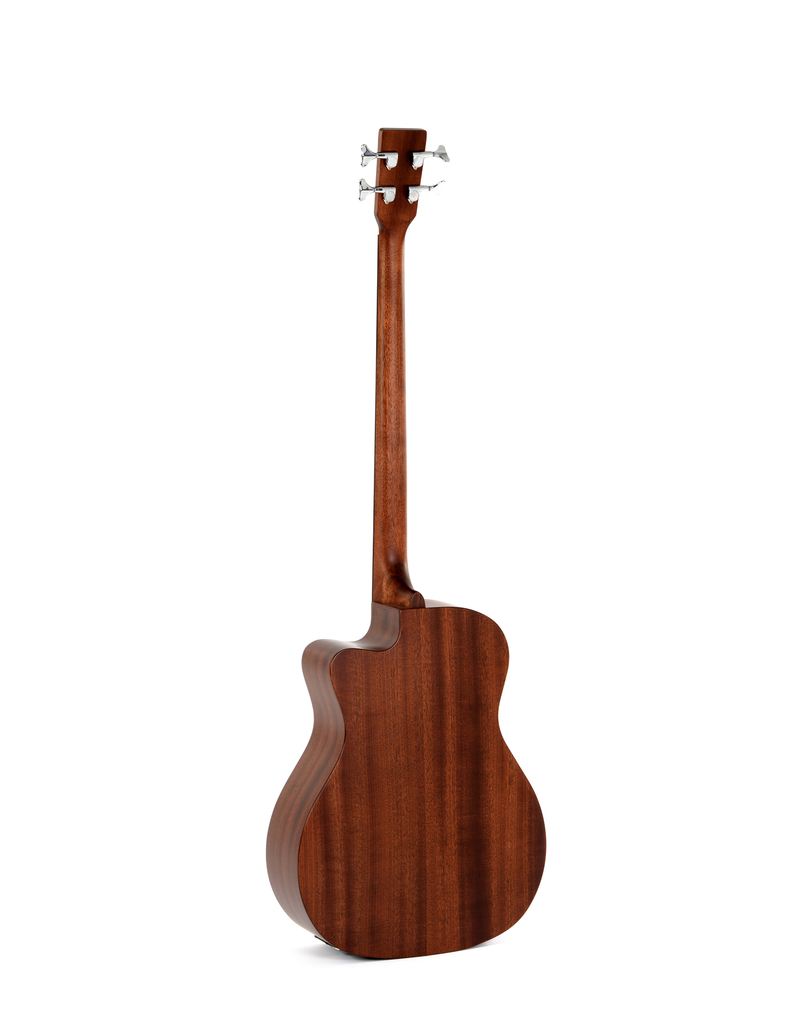 Sigma Acoustic Bass in Mahogany with bag