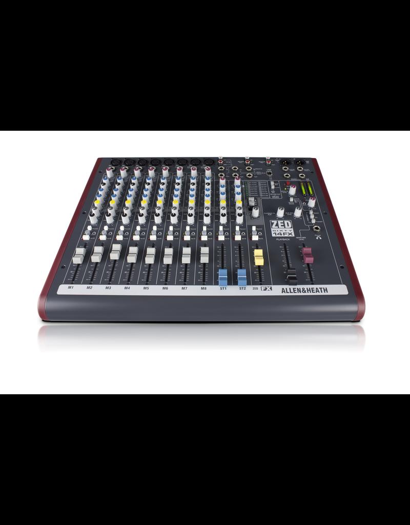 Allen & Heath ZED60-14FX 8+3 Mixer