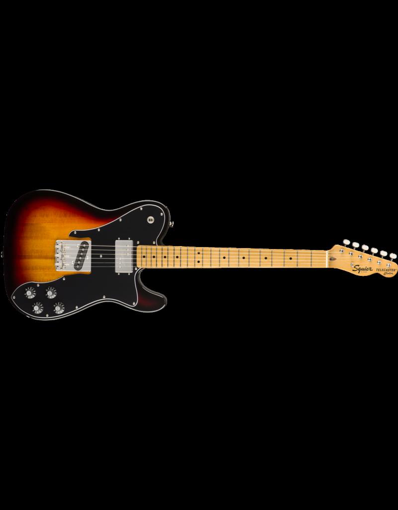 Fender Classic Vibe '70s Telecaster® Custom Maple Fingerboard 3-Color Sunburst