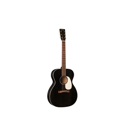 Martin Martin 00017E: Auditorium Acoustic Black Smoke w/Matrix VT