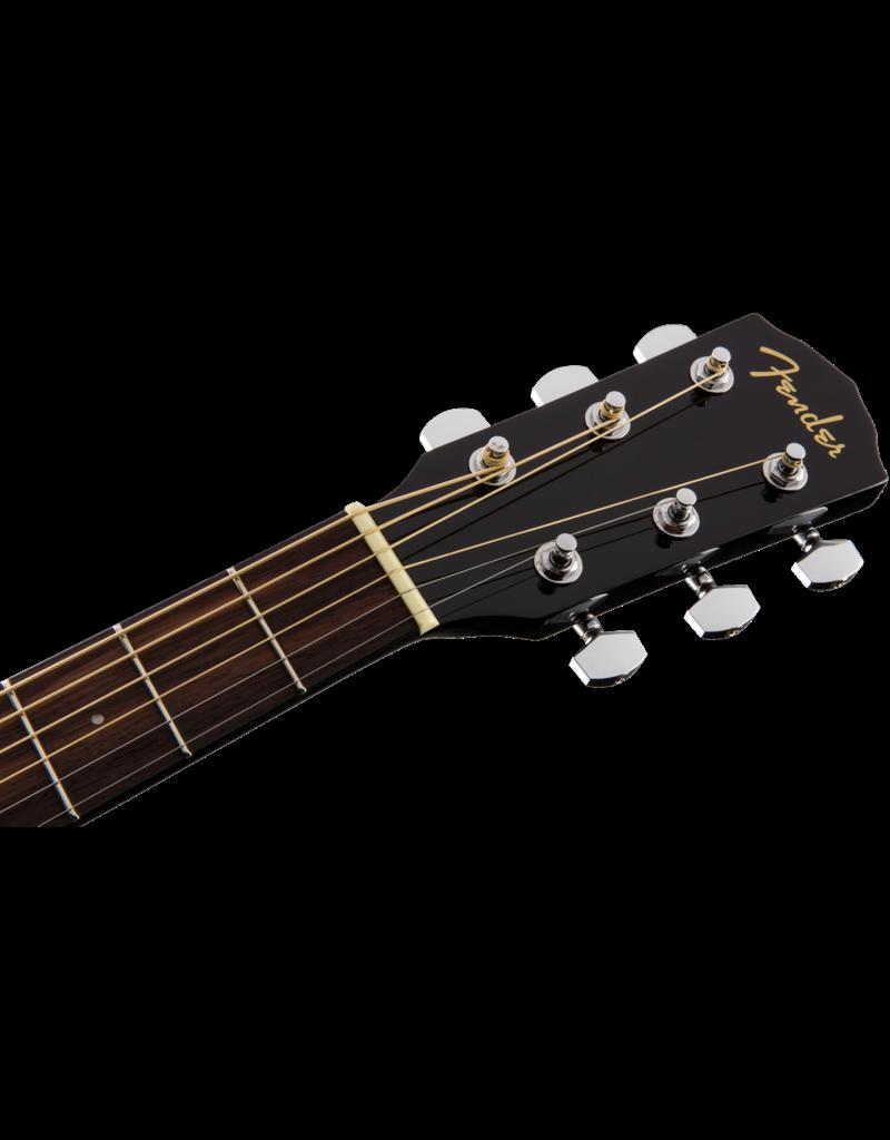 Fender CD-60S Dreadnought, Walnut Fingerboard, Black