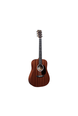 Martin Martin DJR-10: Dreadnought Junior Acoustic Guitar Sapele