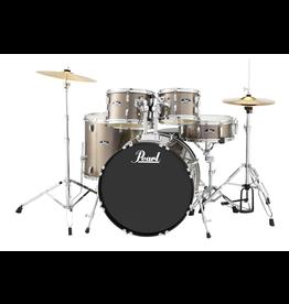 "Pearl Pearl Roadshow-X 20"" Fusion Drum Kit Bronze Metallic"