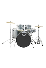"Pearl Pearl Roadshow 18"" 4-Pcs Drum Kit Charcoal Metallic"