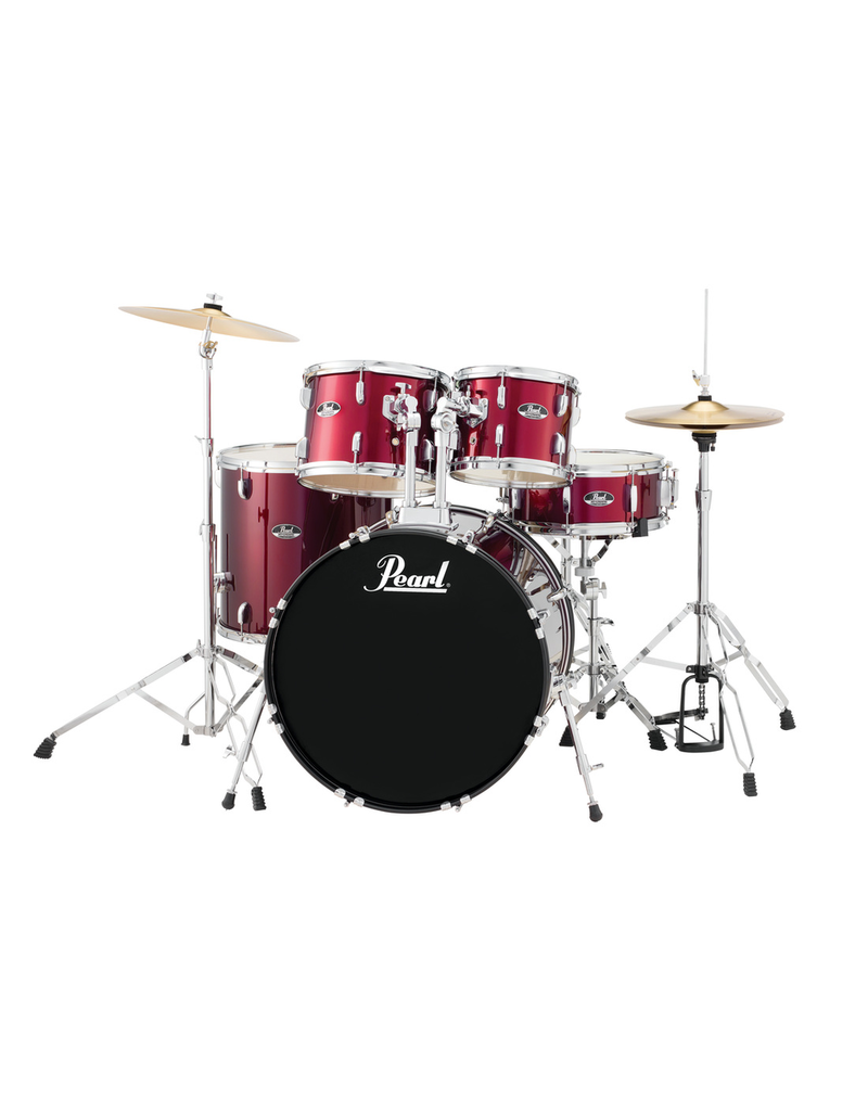Pearl Pearl Roadshow 18 Quot 4 Pcs Drum Kit Red Wine Mona